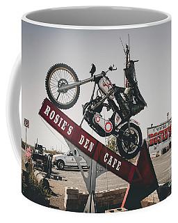 Rosies Den Cafe Coffee Mug