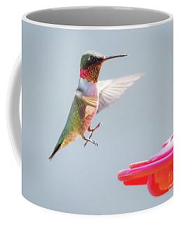 Ruby-throated Hummingbird  Coffee Mug