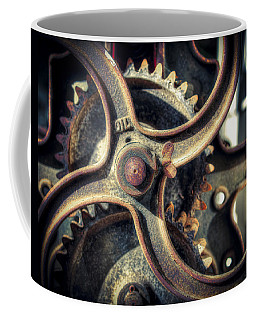 Rust Never Sleeps Coffee Mug