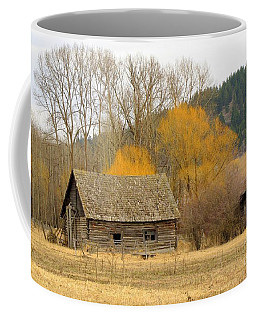 Rustic Past Coffee Mug