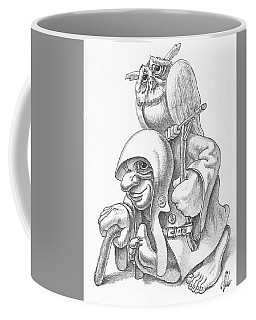 Sage On A Walk Coffee Mug