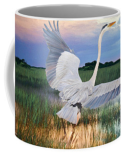 Sail Into Sunset Coffee Mug by Judy Kay