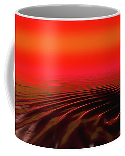 Sailing In A Dream Coffee Mug