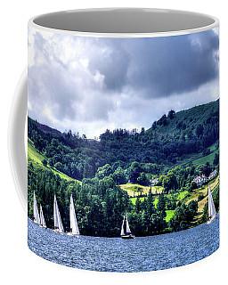 Sailing Lake Windermere Coffee Mug