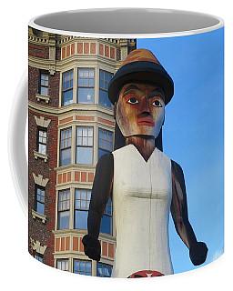 Salish Woman Coffee Mug