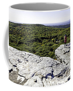 Sams Point Overlook Coffee Mug