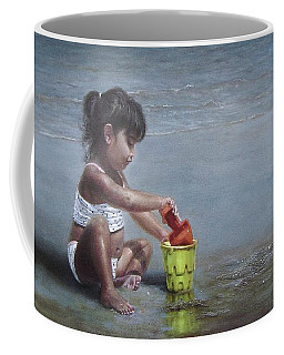 Sand Castles II Coffee Mug