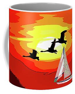 Sandhill Cranes Coffee Mug