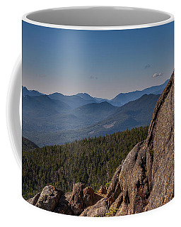 Sandwich Range From Mount Chocorua Coffee Mug