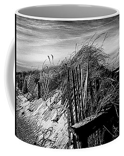 Sandy Neck Winter Light Coffee Mug