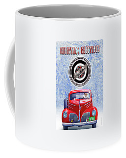 Santas Coupe Express Coffee Mug