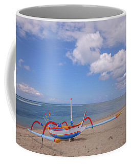 Sanur Beach - Bali Coffee Mug