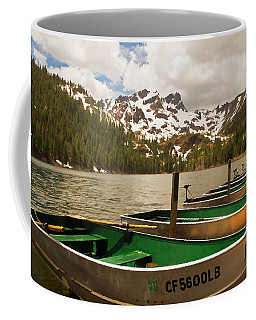 Sardine Lake Coffee Mug