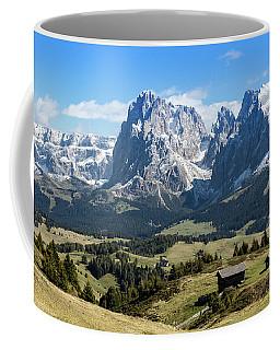 Sasso Lungo And Sasso Piatto Coffee Mug