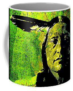 Scabby Bull Coffee Mug