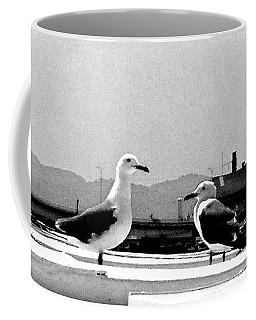 Scene Friends Coffee Mug by Shunsuke Kanamori