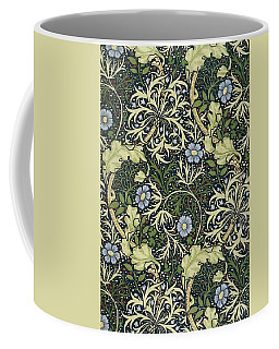 Seaweed Pattern Coffee Mug