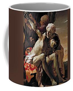 Sebastian Tended By Irene Coffee Mug