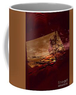 Sechelt Tree 3 Coffee Mug