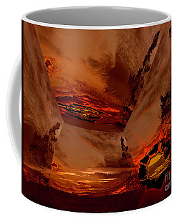 Sechelt Tree 5 Coffee Mug