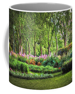 Secret Garden    Op Coffee Mug