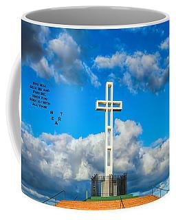 Seek Me Coffee Mug