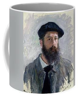 Self Portrait With A Beret Coffee Mug