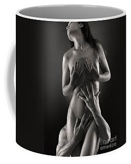 Sensual Photo Of Man And Woman Coffee Mug