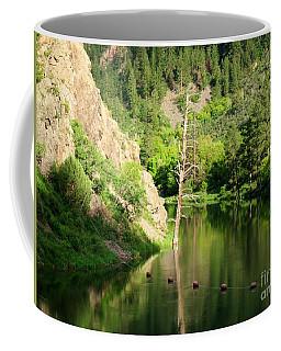 Serenity Coffee Mug by Sheila Ping