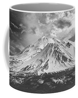 Coffee Mug featuring the photograph Shasta by Athala Carole Bruckner