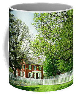 Sherfy House - Civil War Survivor Coffee Mug