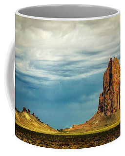 Shiprock, New Mexico Coffee Mug