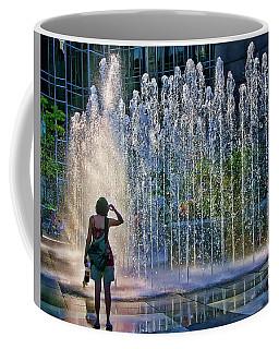 Should I? Coffee Mug by Rhonda McDougall