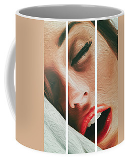 Side Kiss- Coffee Mug