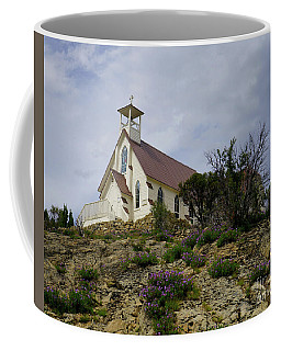 Silver City Church Coffee Mug