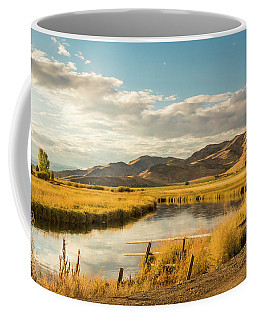 Coffee Mug featuring the photograph Silver Creek by Mark Mille