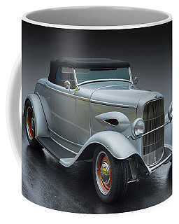 Coffee Mug featuring the photograph Silver Dollar  by Bill Dutting