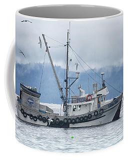 Silver Totem Coffee Mug