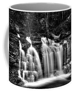 Silvery Falls Coffee Mug by Paul W Faust - Impressions of Light