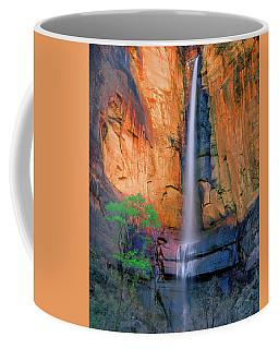 Sinawava Falls Coffee Mug