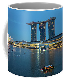 Singapore Harbour Coffee Mug