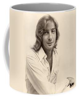 Singer Barry Manilow 1975 Coffee Mug