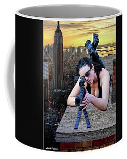 Skyline Assassin  Coffee Mug