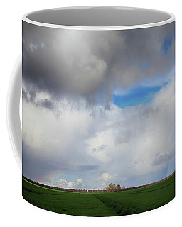 Coffee Mug featuring the photograph Skyward by Laurie Search