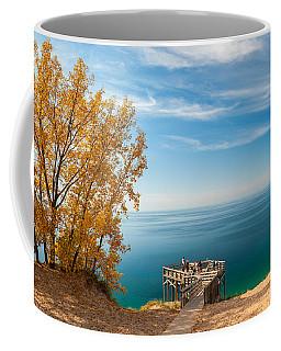 Sleeping Bear Overlook Coffee Mug