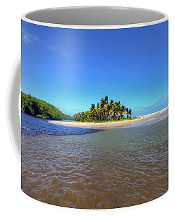 Slice Of Paradise Coffee Mug