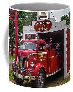 Small Fire House 1 Coffee Mug