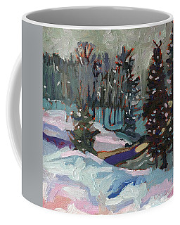 Snow Day Coffee Mug