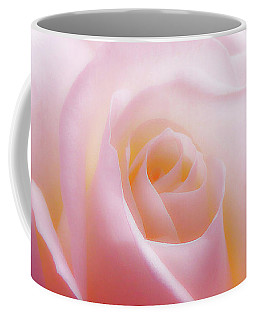 Soft Nostalgic Rose Coffee Mug