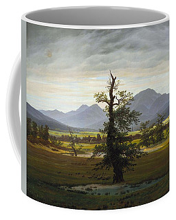 Solitary Tree Coffee Mug